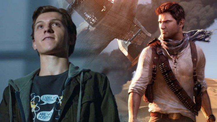 Tom Holland, Uncharted Filminden İlk Görseli Paylaştı