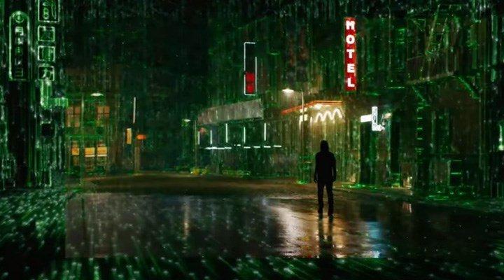 The Matrix: Resurrections için ilk resmi fragman yayınlandı