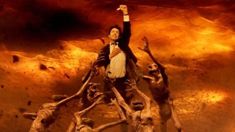 Keanu Reeves'in Efsane Filmi Constantine'in Devam Filmi Geliyor